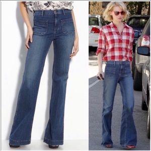 J Brand Wonderama high waisted jeans
